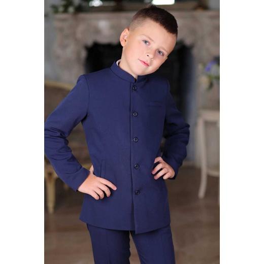 Френч детский синий для мальчика