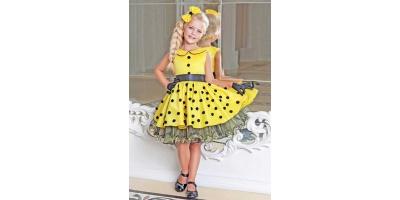 Платья для девочек в стиле