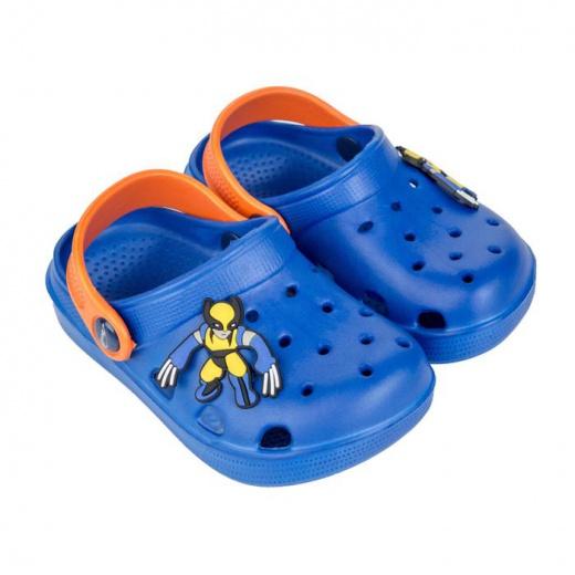 Обувь детская пляжная арт. BR1814, цвет голубой, размер 24