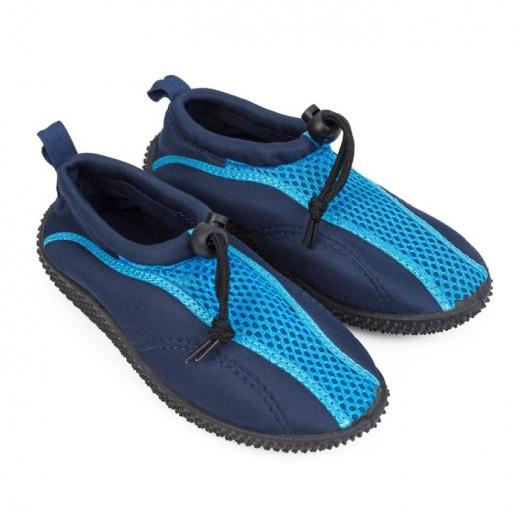 Аквашузы детские MINAKU, голубой/синий, размер 31