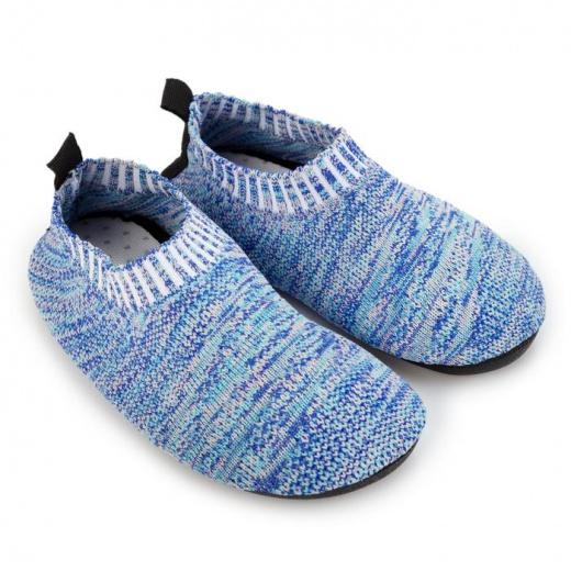 Аквашузы детские MINAKU, синий, размер 23 (14 см)