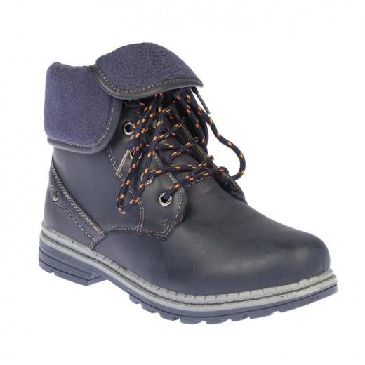 Ботинки детские YT-12 MINAKU синий р. 32 3587571