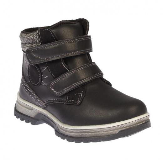 Ботинки детские YT-9 MINAKU черный р. 31 3587505