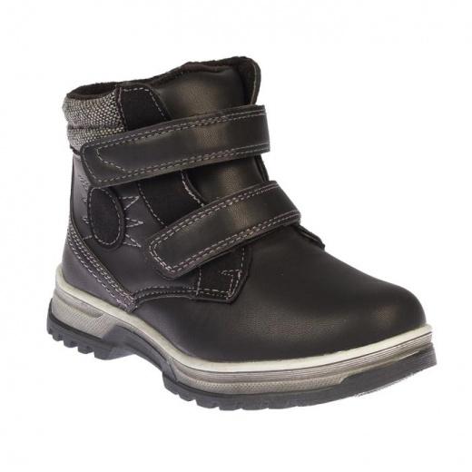 Ботинки детские YT-8 MINAKU черный р. 25 3587499