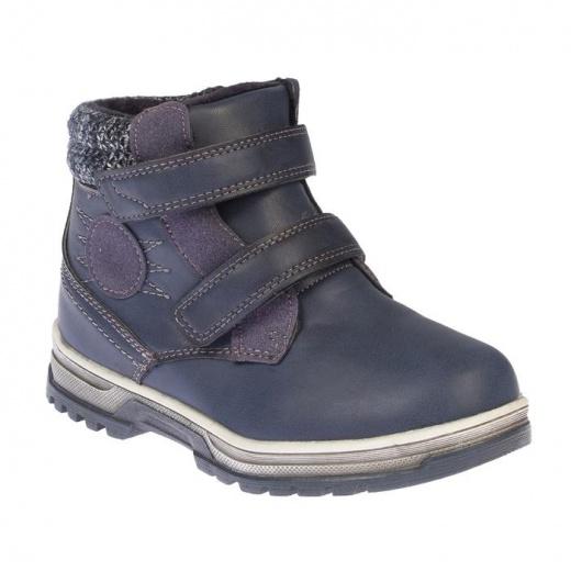 Ботинки детские YT-9 MINAKU синий р. 31 3587481