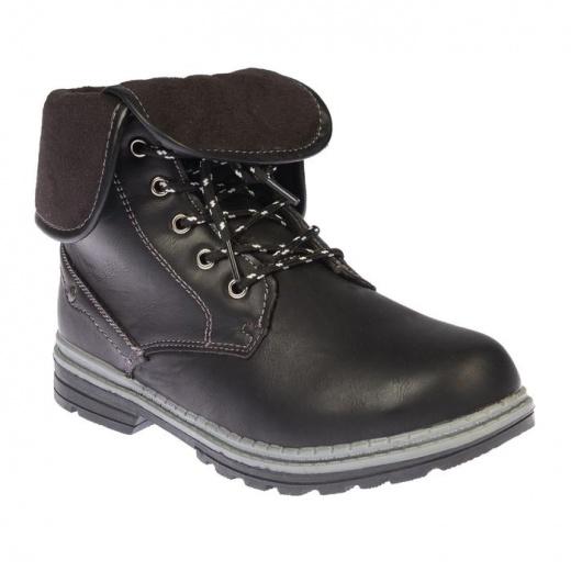 Ботинки детские YT-12 MINAKU черный р. 32 3587559