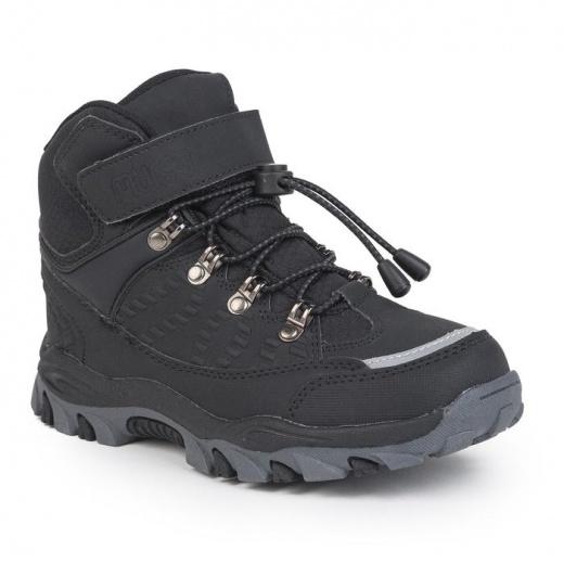 Ботинки школьные для мальчика арт. 205808 цвет черный, размер 32