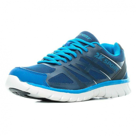 Кроссовки 2K Sport TY special подростковые, royal/sky-blue/white, размер 36 3279594