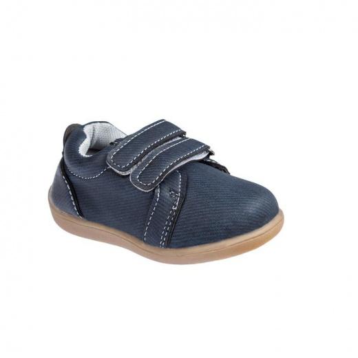 Ботинки детские MINAKU, цвет синий, размер 20
