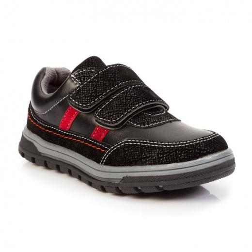 Ботинки детские MINAKU, цвет чёрный, размер 27