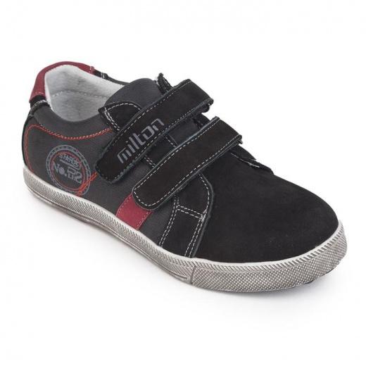 Ботинки детские, цвет чёрный, размер 31