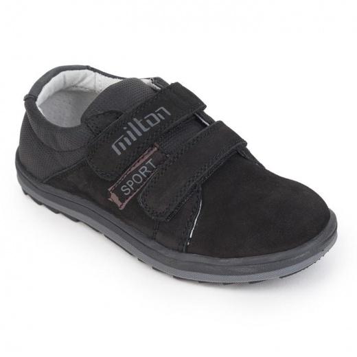 Ботинки детские, цвет чёрный, размер 27