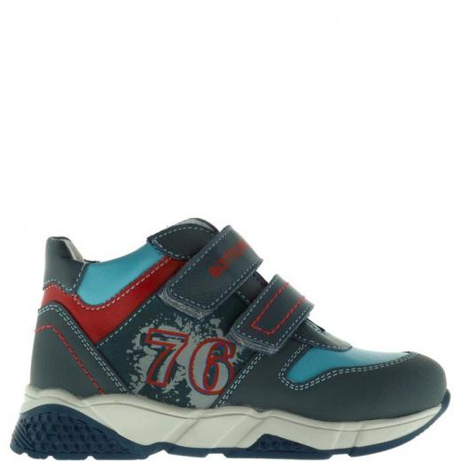 Ботинки детские, размер 25, цвет джинсовый 5053710