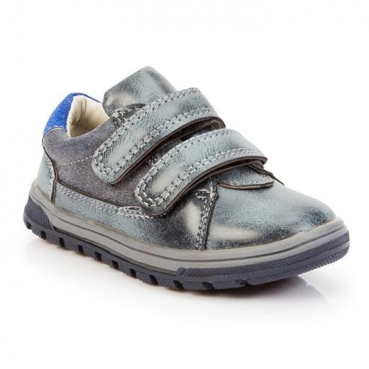 Ботинки детские MINAKU, цвет серый, размер 22