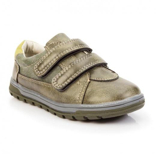 Ботинки детские MINAKU, цвет хаки, размер 22