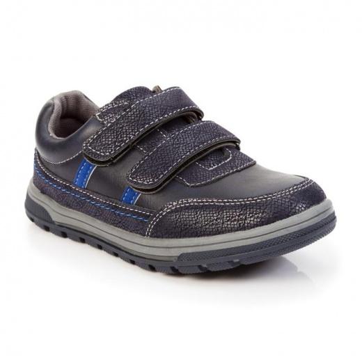 Ботинки детские MINAKU, цвет синий, размер 27