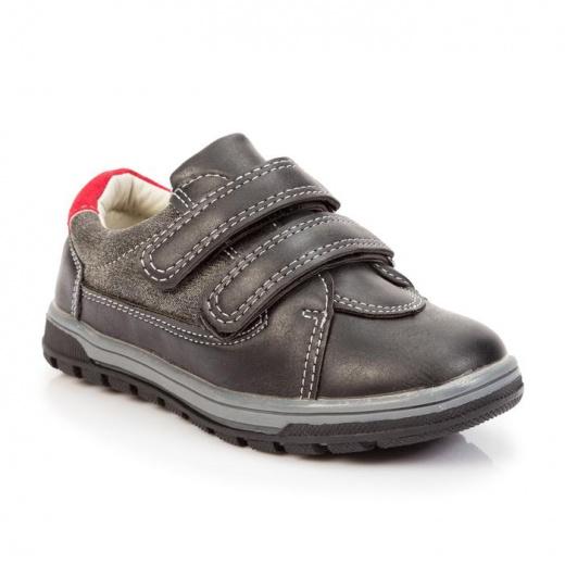 Ботинки детские MINAKU, цвет чёрный, размер 22