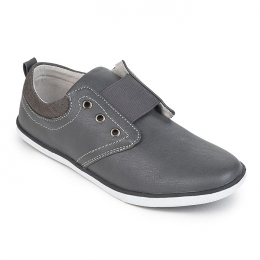 Ботинки детские, цвет серый, размер 31