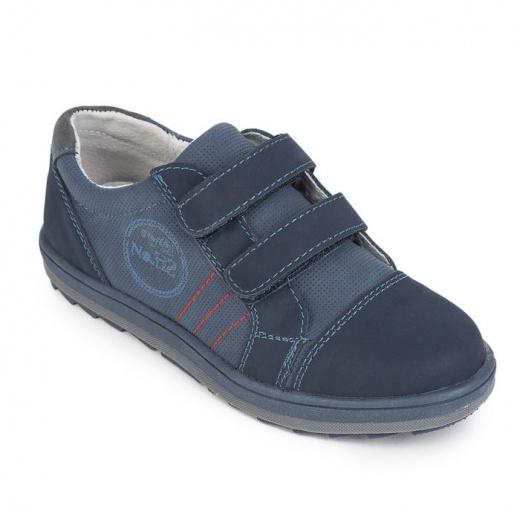Ботинки детские, цвет синий, размер 27