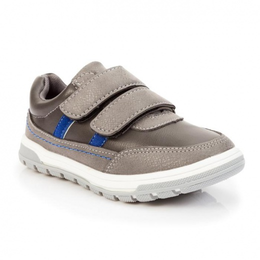 Ботинки детские MINAKU, цвет серый, размер 27