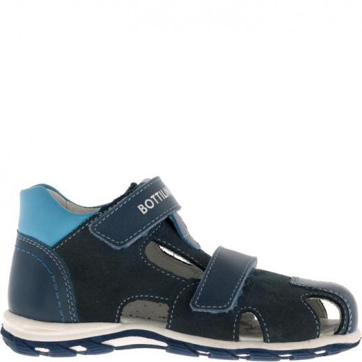 Сандалии детские, размер 25, цвет джинс 5053868