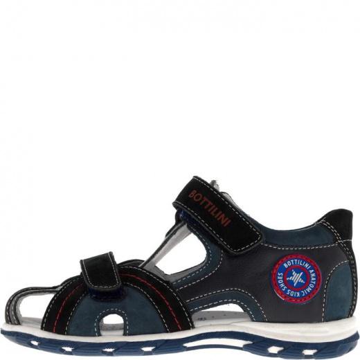 Сандалии детские, размер 30, цвет синий 4903335