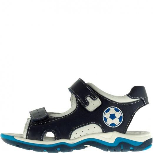 Сандалии детские, размер 30, цвет тёмно-синий 5053780