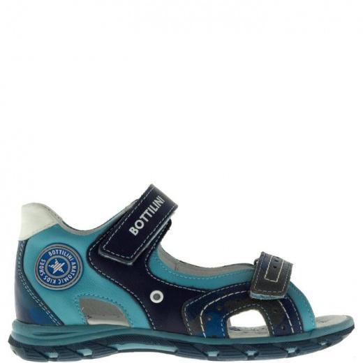 Сандалии детские, размер 30, цвет голубой 5053732