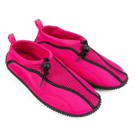 Аквашузы детские MINAKU, розовый/черный, размер 30