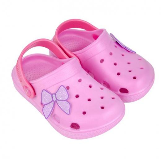 Обувь детская пляжная, цвет розовый, размер 24