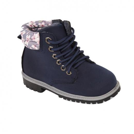 Ботинки детские и подрост. арт. LEK40394-04, цвет синий, размер 31