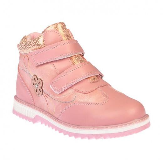 Ботинки детские YT-11 MINAKU розовый р. 32 3587529