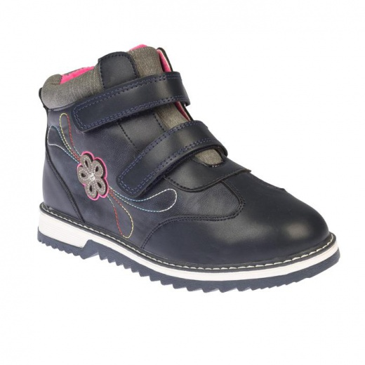 Ботинки детские YT-11 MINAKU синий р. 32 3587517