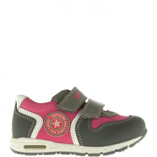 Полуботинки детские, размер 21, цвет розовый 5053632