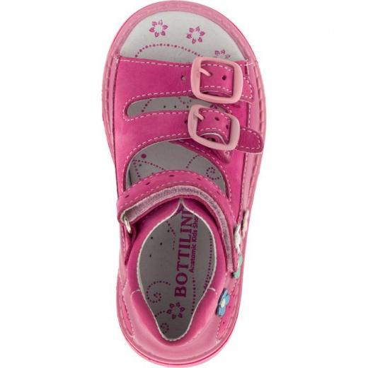 Сандалии детские, размер 18, цвет розовый 4902871