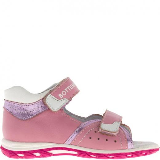 Сандалии детские, размер 18, цвет розовый 4903046