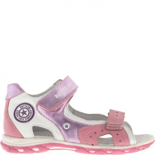 Сандалии детские, размер 30, цвет светло-розовый 4903124
