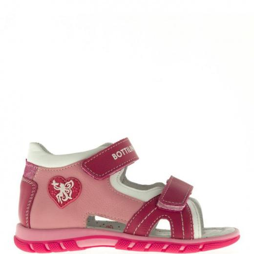 Сандалии детские, размер 24, цвет розовый 4903206