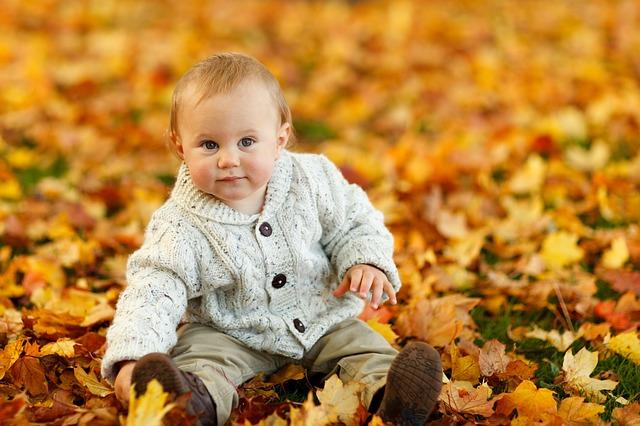 Одежда на осень для новорожденного