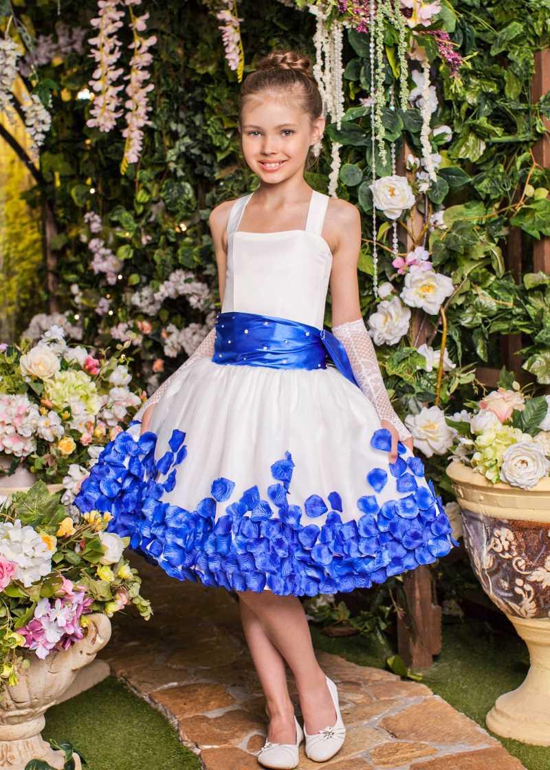 Коктейльное платье на девочку купить