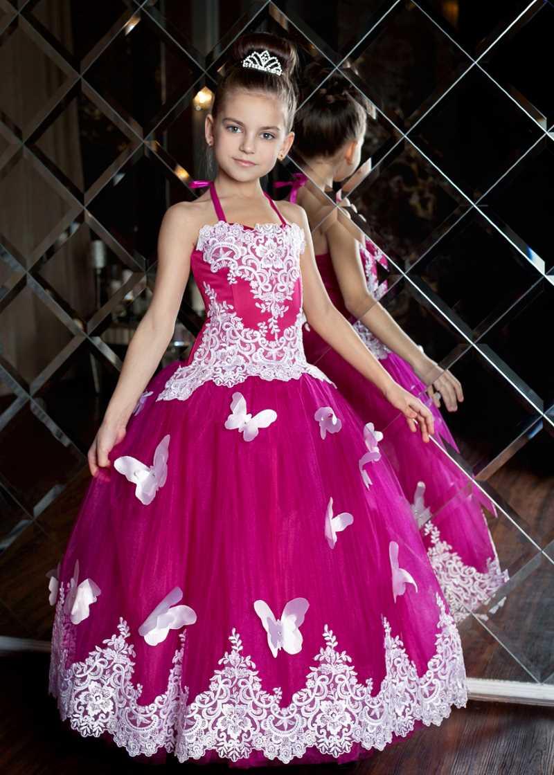 Купить платье для девочки на праздник