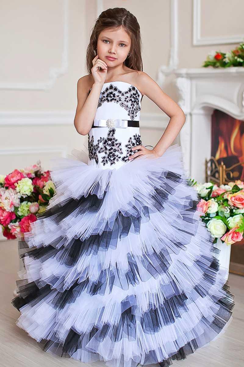 Купить детское платье нарядное