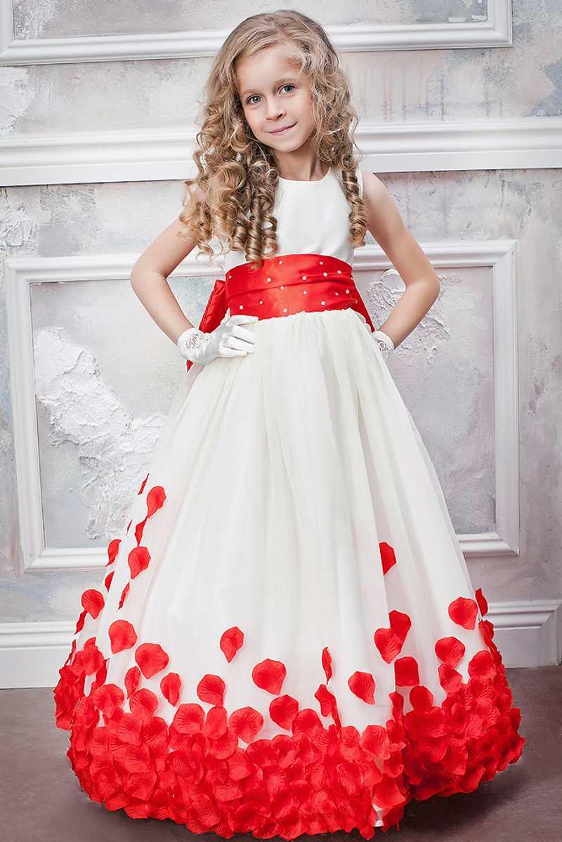 Купить пышное платье для девочки