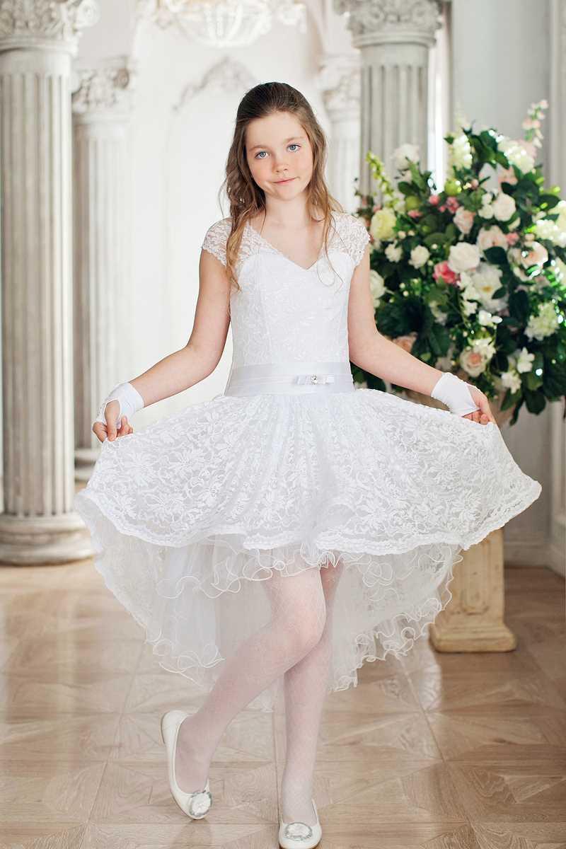 Красивые детские платья