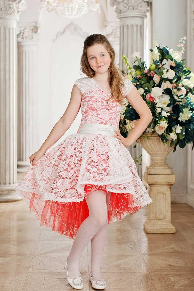 Коктейльные платья для детей